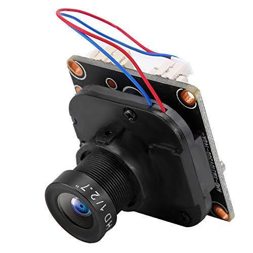 Módulo de cámara de visión más clara, módulo 720P Pixel 720P, para sensor de imagen Cmos de 1/3 pulgadas Cámaras de seguridad de laboratorio Observación externa de la(NTSC system)