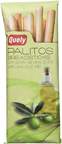 Quely Palitos Aceite De Oliva 50 g Pack de 22