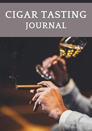 Cigar Tasting Journal: Cigar Tasting Journal   7x10