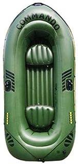 Barco hinchable, barco de pesca hinchable, set de 2 y 3 personas, barco de PVC, kayak, barco de rafting