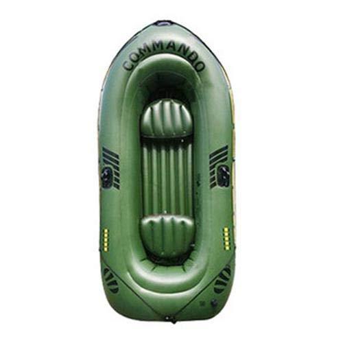 Barco hinchable, barco de pesca hinchable, set de 2 y 3 personas,...