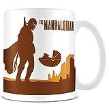 Star Wars: The Mandalorian MG25847 - Taza de cerámica (315 ml)