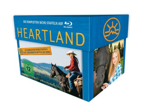 Heartland - Komplettbox [Blu-ray]