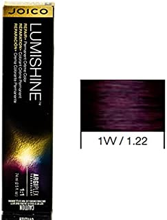 Joico Lumishine永久クリーム色1vv / 1.22、 2.5オンス