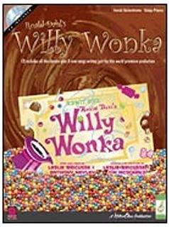Hal Leonard Roald Dahl's Willy Wonka (Easy Piano