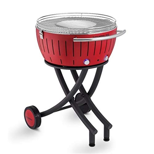 LOTUSGRILL LOLG-RO-600, Red, 78x78x48 cm