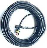 Timbera Robótico Cortacésped Fuente de alimentación Cable de Baja tensión para la estación de Carga para McCulloch Robotic Lawn Mower – Rob S400, S500, S600 & Rob R600, R800, R1000 – (10 Metros)