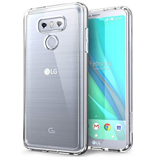 Todotumovil Funda de Gel TPU Carcasa Protectora Silicona para movil LG G6