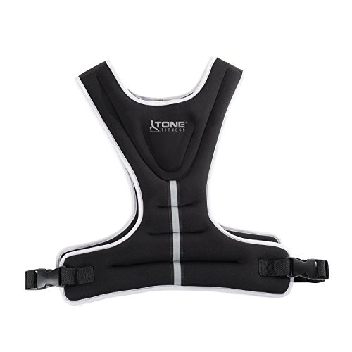 Tone Fitness 8lb Weighted Vest