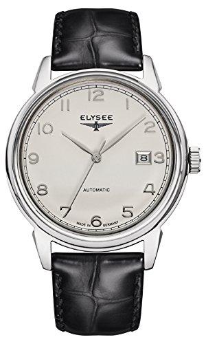 ELYSEE 80545 - Orologio analogico da uomo, con display automatico, colore:...