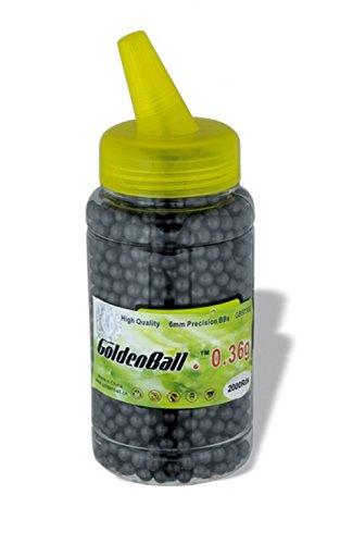 Goldenball 35664 Munición para Armas, Unisex Adulto, Talla Única