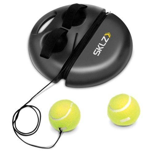 SKLZ Powerbase Tennis - Strumento per la Pratica Senza Avversario