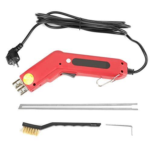 Cuchillo eléctrico caliente, herramienta de corte de espuma de poliestireno con hoja de 500 ° C para esponja Paño de pared Paño Cuerda Espuma de correas(EU220v)