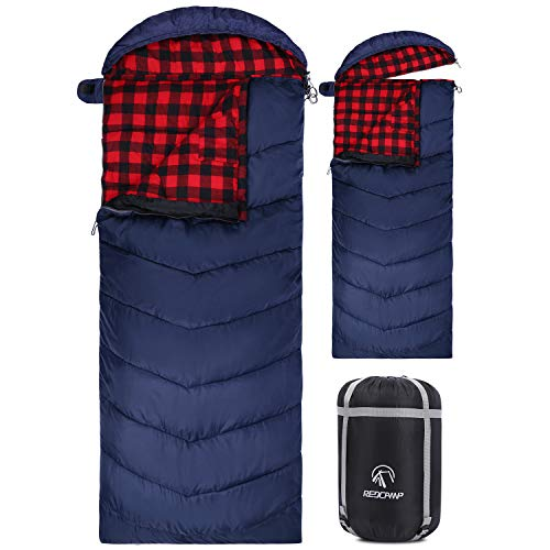 Image of REDCAMP Cotton Flannel...: Bestviewsreviews