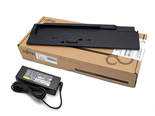 IPC-Computer Fujitsu LifeBook E546 Original Docking Station inkl. 80W Netzteil