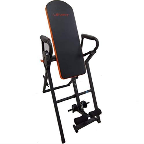 BGSFF Inverted Machine, Multifunktionaler Bodybuilding-Hocker, Hantelhocker, Yoga Inverted Hocker, Push-Up-Hocker, Faltbare Fitnessgeräte zur Gewichtsreduktion im Haushalt