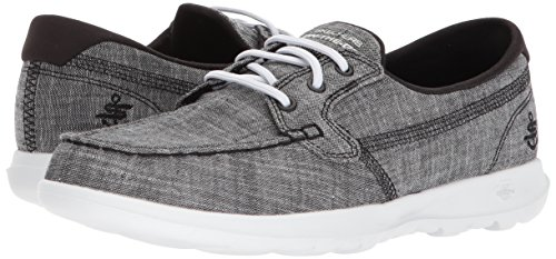Skechers Women's Go Walk Lite-15433 Boat Shoe