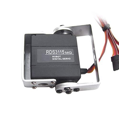 Gesh RDS3115MG 15KG engranaje para robot Servo (270 grados)