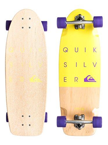 Quiksilver Mini Bob Skateboard Violet 30'