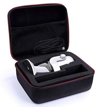Taoric Opbergtas/koffer voor Blue yeti Pro microfoon