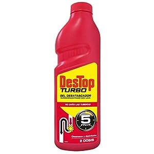 Destop Gel Desatascador Turbo