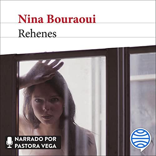 Diseño de la portada del título Rehenes