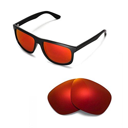 Walleva Replacement Lenses for Ray-Ban RB4147 60mm - Multiple Options...