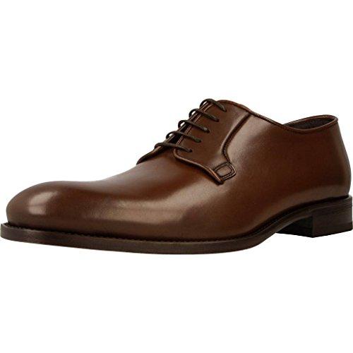 Sergio Serrano Zapatos Cordones 4410 Hombre Marrón