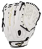 Mizuno GMVP1250PF3W MVP Prime Fastpitch Softball Gloves, 12.5', Right Hand Throw