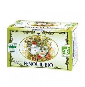 Romon Nature - Fenouil bio - Tisane biologique Romon Nature