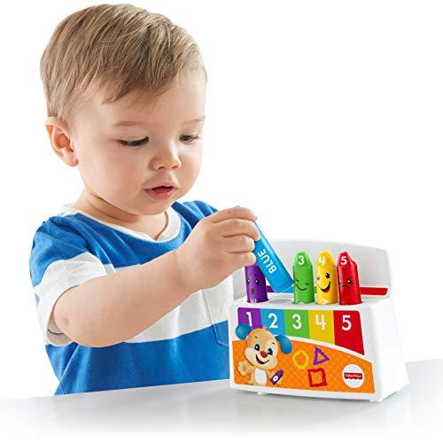 Fisher-Price Drf67 Rire et Apprendre colorées Crayons