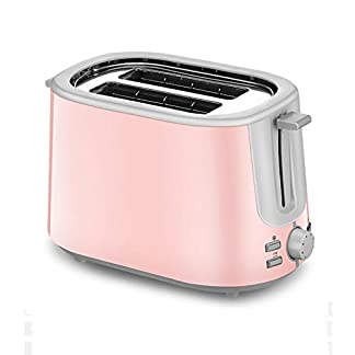 Mini-Toaster–mit-Abtau-Wiedererwaermungs-Abbrechen-Funktion-und-abnehmbarem-Crumb-Tray-Compact-Bread-Toaster–7-Farbeinstellungen-und-Doppelseiten-Back-Edelstahl-Breitschlitz-Toaster