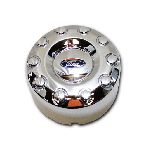 OEM New Ford F-450, F-550 Rear Center Cap For 19.5' Wheels
