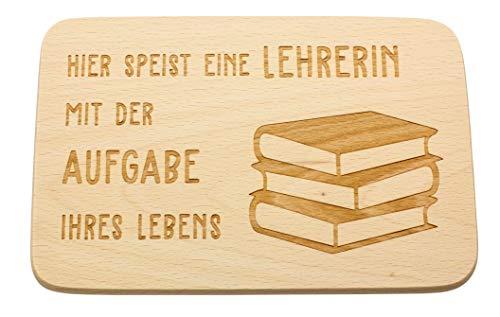Dibujo de calidad premium 100% EMOTIONAL · Tabla de desayuno de madera · Tabla de cortar con grabado · Regalos para profesores · Regalo de despedida profesora · Ideas de regalo para profesora