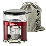 Pour Over Coffee Maker Set Automatic Brew Single Cup 8.5 Oz, Safe BPA Free, Great Hand Drip Brewer for Home Office Travel & Outdoor By oceanrich