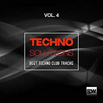 Techno Solutions, Vol. 4 (Best Techno Club Tracks)
