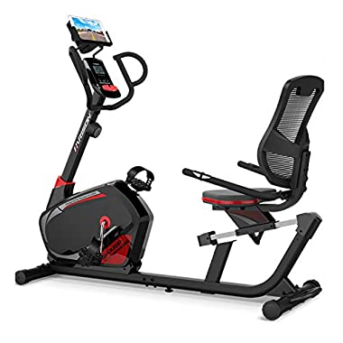 HARISON Magnetic Recumbent Exercise bike for...