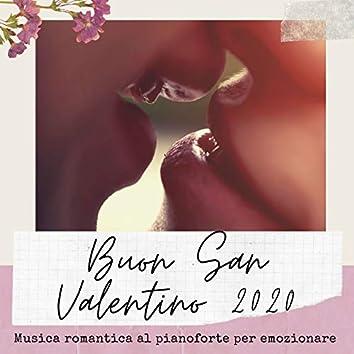 Buon San Valentino 2020: Musica romantica al pianoforte per emozionare, fare l'amore e rilassare