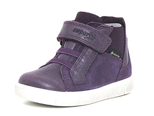 Superfit Baby Mädchen Ulli Gore-Tex Sneaker, Violett (Lila 90), 20 EU