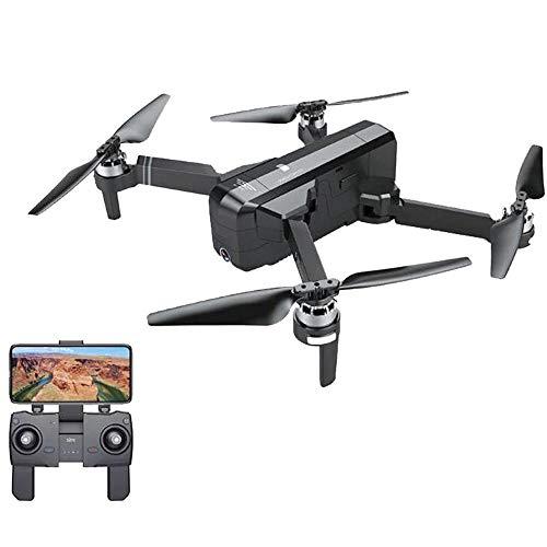 SJRC F11 GPS Drone -5G WiFi FPV 2K HD Camera Foldable Brushless RC Drone Quadcopter (Black, Free Size)