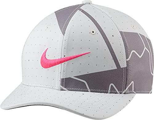 Nike Gorra unisex para golf Classic99 Majors Performance Flex