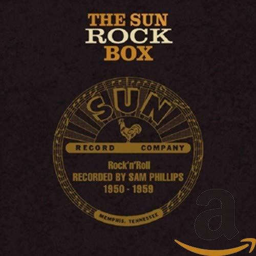 The Sun Rock Box