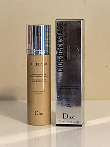 Diorskin Airflash Spray Foundation 301 Sand (Light to Medium: Warm Yellow Undertone)