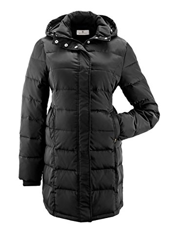 bellybutton gesteppter Daunenmantel Sakiko 3289-schwarz-36 Damen Umstandsmode Mantel