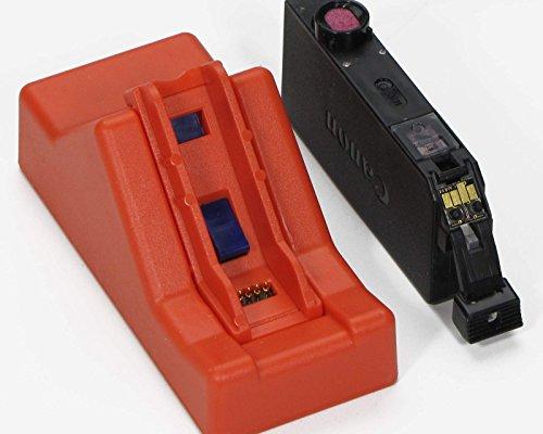 Chipresetter kompatibel für Canon PGI 525, CLI 526 Druckerpatronen für Pixma IP 4850, IP 4950, IX 6550, MG 5140, 5150, 5240, 5250, 5340, 5350, 6150, 6250, 8150, 8240, 8250, MX 715, 885, 895