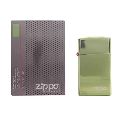 Zippo Fragrances Eau de Toilette Acid Green für Ihn, 1er Pack (1 x 50 ml)