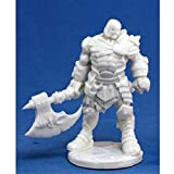 Reaper Miniatures Anval Thricedamned, Evil Warrior (1)