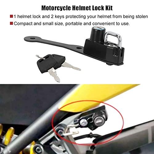 Bloqueo de casco Soporte de bloqueo anticaída personalizado a prueba de golpes para carreras para triciclo para scooters para quads