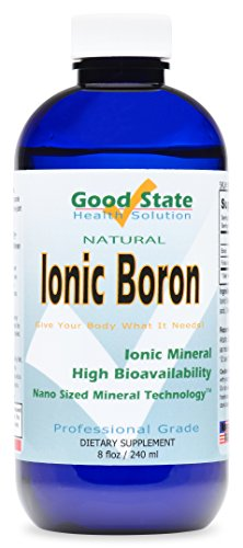 Good State - Natural Ionic Liquid Boron - 8 Fl Oz