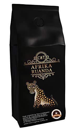 Kaffeespezialität Aus Afrika - Ruanda, Dem Land Der Tausend Hügel - Hochland Kaffee (Ganze Bohne,500 Gramm) - Länderkaffee - Spitzenkaffee - Säurearm - Schonend Und Frisch Geröstet